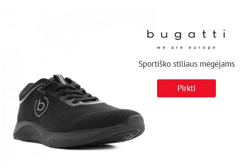 BUGATTI sportiniai bateliai FamClub nauja kolekcija